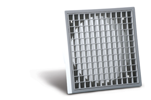 Plastic Egg Crate Grille Allvent Ventilation Products