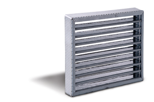 Square Fire Damper Allvent Ventilation Products