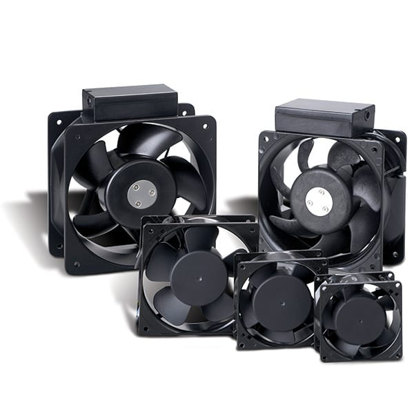 Allvent Ventilation Products Cabinet Fans