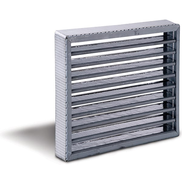 Allvent Ventilation Products Square Fire Damper