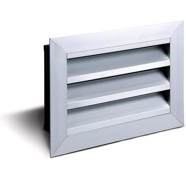 Allvent Ventilation Products Weather Proof Grille